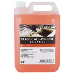 Valet Pro Classic All Purpose Cleaner | Limpa tudo concentrado 5L
