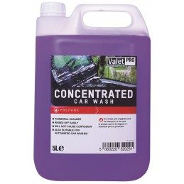 Valet Pro Concentrated Car Wash 5L- Shampoo Concentrado