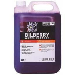 Valet Pro Bilberry Wheel Cleaner 5L- Limpa Jantes