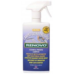 Renovo Carpet Ultra Proofer | Protector de tapetes
