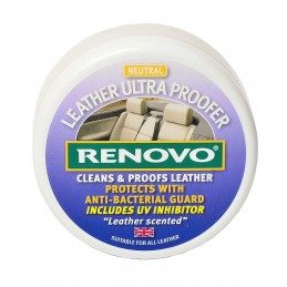 Renovo Leather Ultra Proofer | Limpa e impermeabiliza a pele