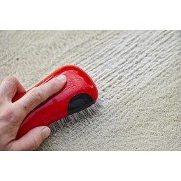 Mothers Carpet, Interior and Upholstery Brush