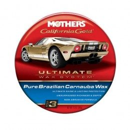 MOTHERS California Gold Natural Formula Paste Wax