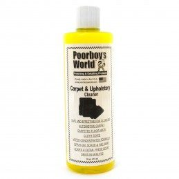 POORBOYS CARPET & UPHOLSTERY CLEANER