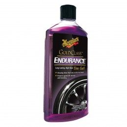 Meguiars Gold Class Endurance Tire Gel - condicionador pneus