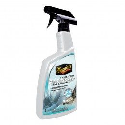 Meguiars Carpet & Cloth Refresher - Elimina maus odores