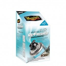 Meguiars Air Re-Fresher New Car Scent - Elimina maus cheiros