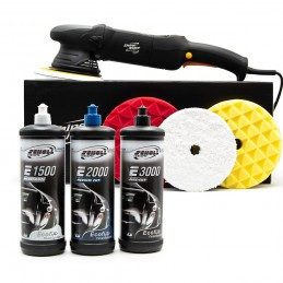 KIT Shine Mate EX610/21mm + Polishes Scholl Detailer