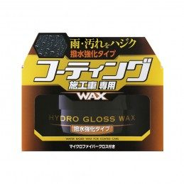 Soft99 Hydro Gloss Wax - Water Repellent - Cera para cerâmicas
