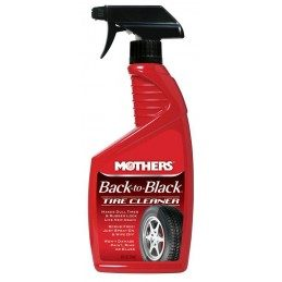 Mothers Back to Black Tire Cleaner  - Limpeza de Pneus