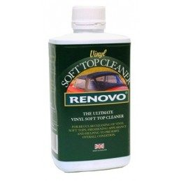 Renovo Vinyl Soft Top Cleaner - 500 ml p/ Vinil