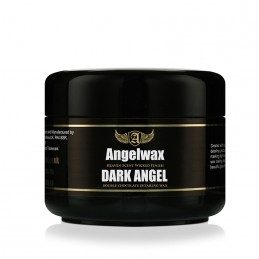 Angelwax Dark Angel Double Chocolate Wax - Cera para pintura negra